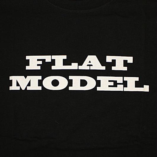 FLAT MODEL T-shirt