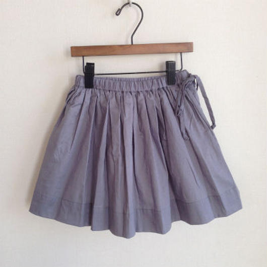cotton REVERSIBLE 2枚重ねスカート