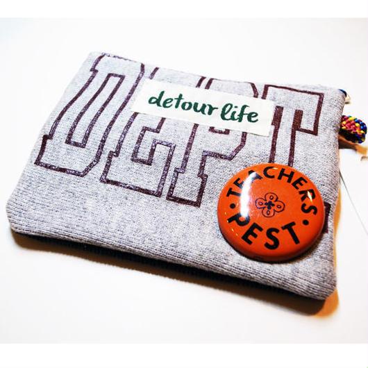 detour life / Tissue Pouch (e)