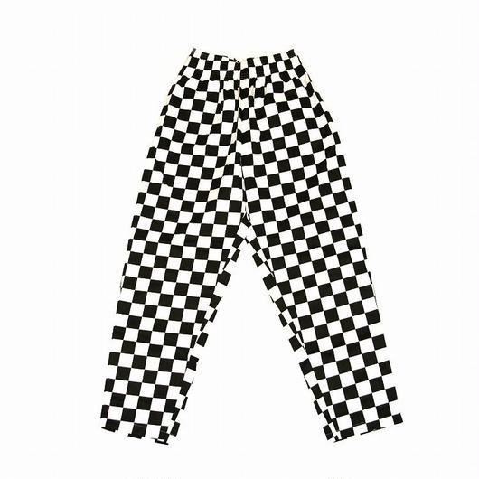 COOK WEAR - Chef Pants 「チェッカー」