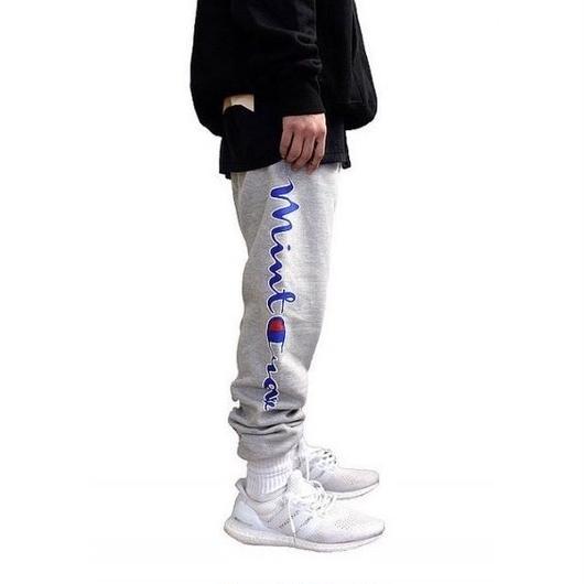 MintCrew Champion Reverse Weave Sweat Pants (グレー)
