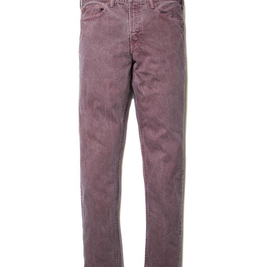 COOTIE - 5 Pocket Color Denim
