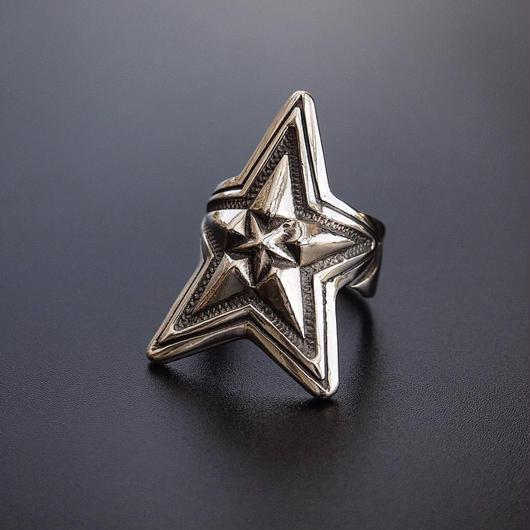 Ring Depp Star in Star