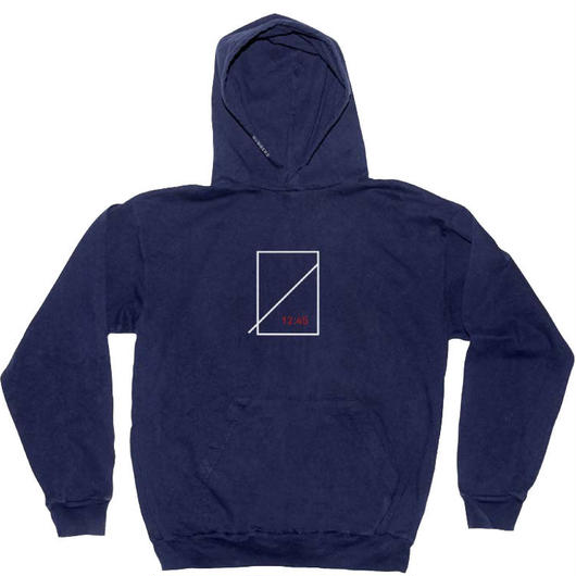 NUMBERS edition - EDITION SYMBOL HOODED JERSEY PULLOVER