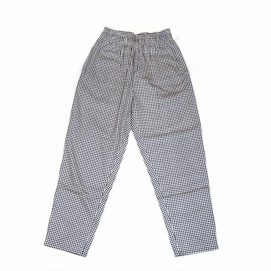 COOK WEAR - Chef Pants 「ギンガム」