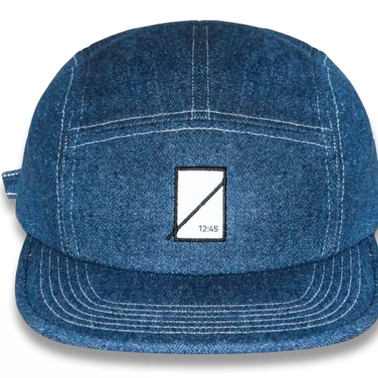 NUMBERS edition - EDITION SYMBOL HAT-DENIM CAMP CAP