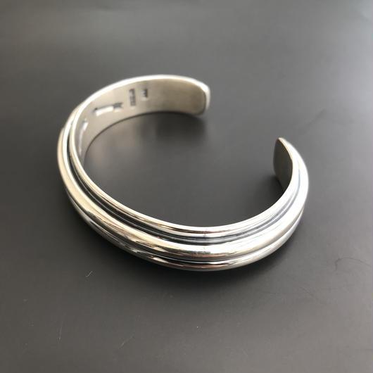CODY SANDERSON - Cuffs 1/2 inch Double Wire Plain