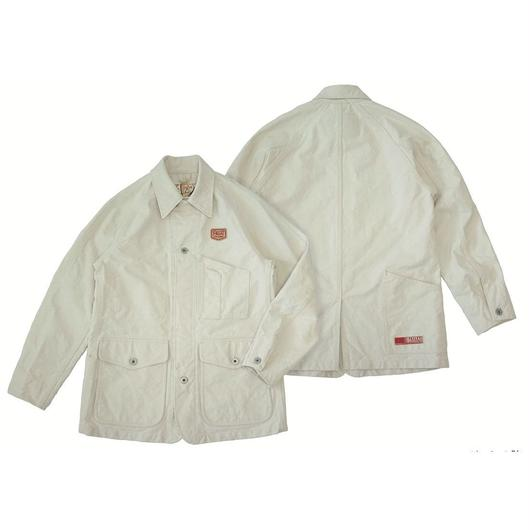 P.L.S - PAINTER JKT - OFF WHITE