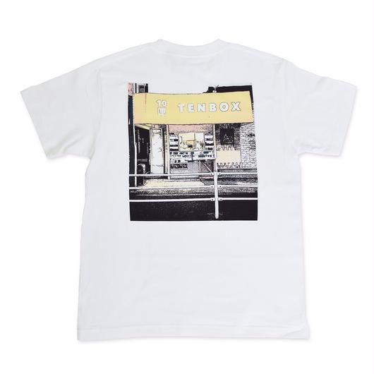 TENBOX(10匣) - 煙草屋 Tシャツ