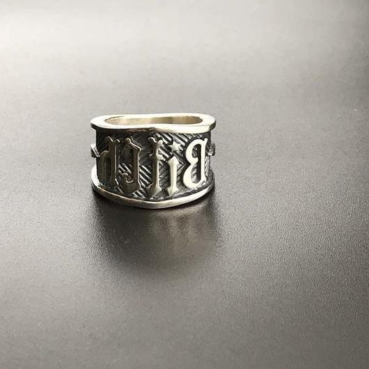 "Ring ""Bitch"" Stamp"