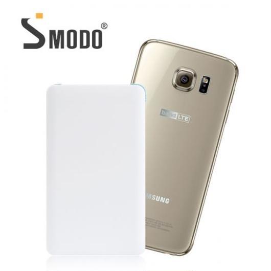 S-MODO.841B デュアル充電カード一体型 4000mAh補助バッテリー