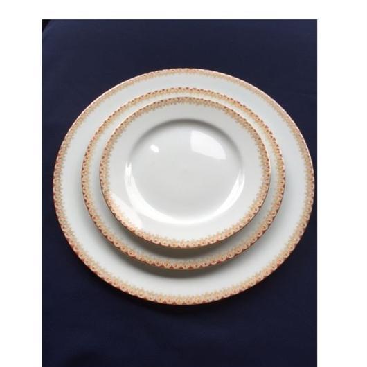 オールド・ノリタケ 皿 3種(大中小各1枚)合計3枚