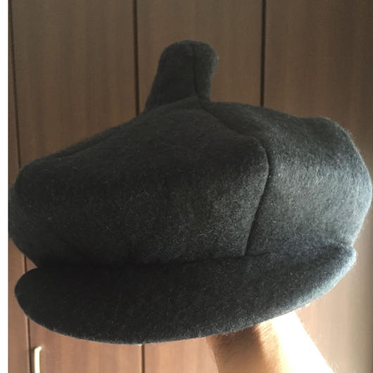 SEPT BLEUSの帽子