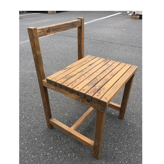 木製チェア