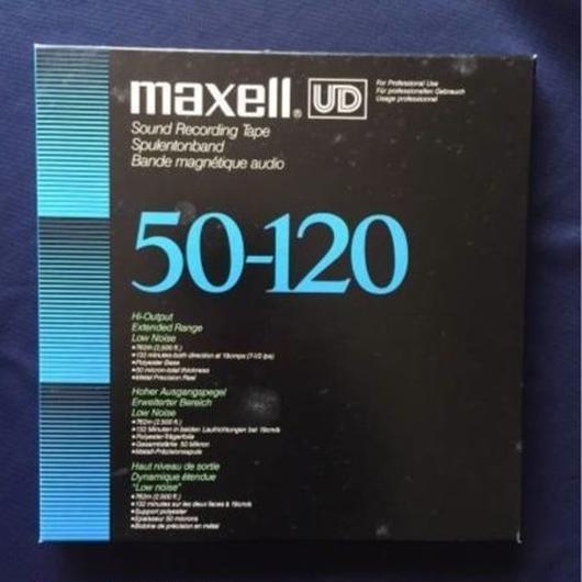マクセル  UD (35-180)1100m(3600 f )