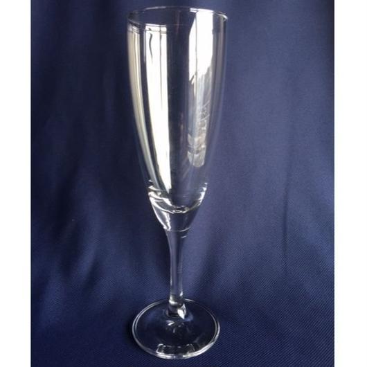 ワイングラス フルートタイプ 150ml 1セット(6本入り)