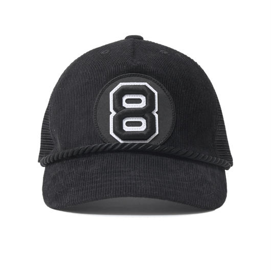 8 ball mesh cap