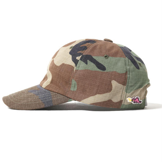 【SALE】Remake cap / col.woodland camo