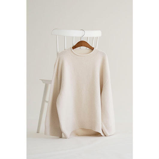 WholeGarment Cashmere Knit