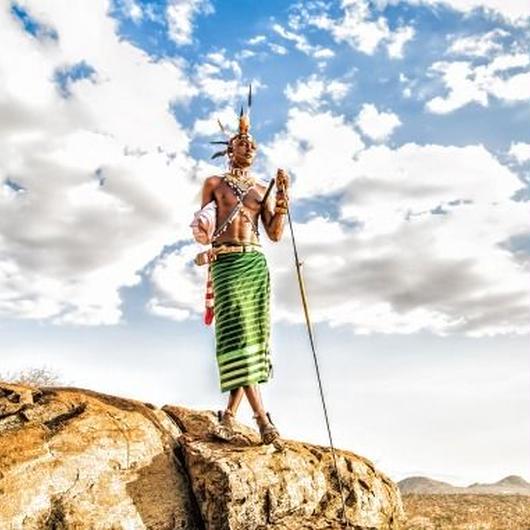 【A様オーダー作品】Samburu
