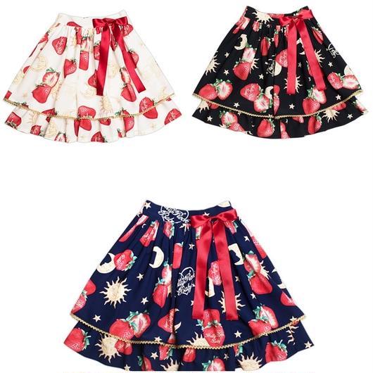 【お取り寄せ】星月いちごスカート