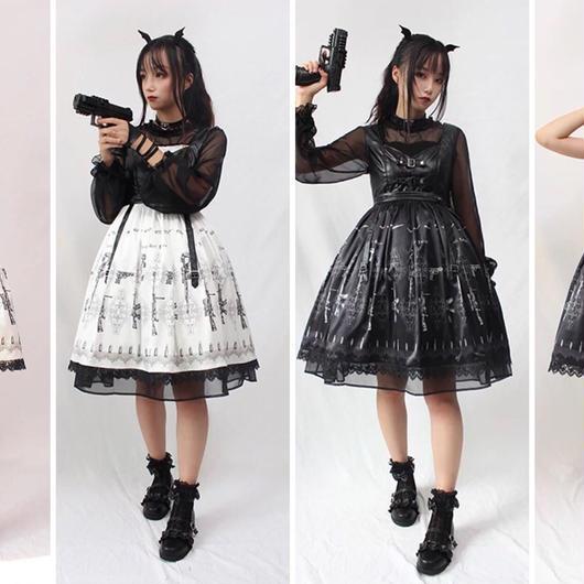 【ご予約】銃少女ワンピース【11月発売予定】