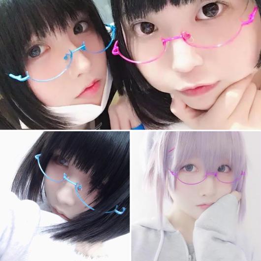【お取り寄せ】リモコン☆2次元メガネ【まるネオン】
