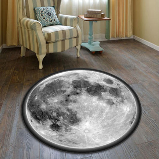 お月様マット80cm