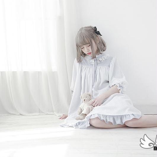 ネグリジェワンピース【2色】