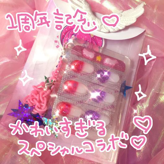 マミムメモ×はれあめ1周年記念スペシャルネックレス