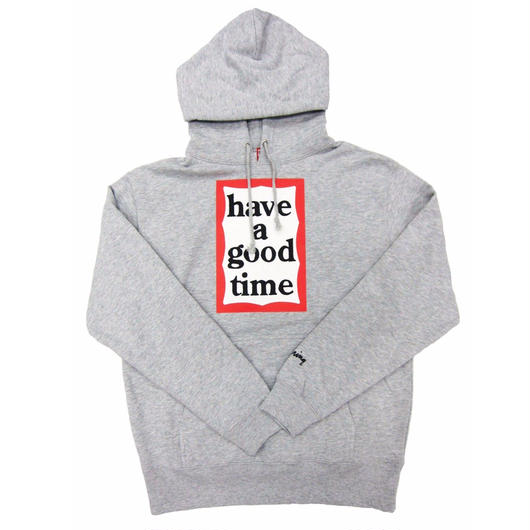 Keith Haring x have a good time Hoodie  Gray