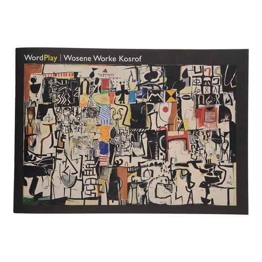 WordPlay By Wosene Worke Kosrof  Catalogue ワードプレイ ワセニ・ウォルケ・コスロフ カタログ