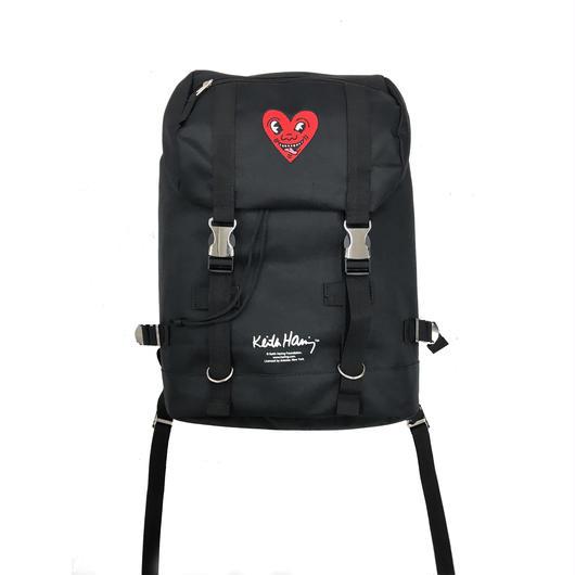 Keith Haring Bag Pack  (Heart)