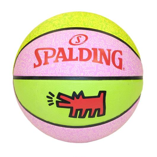 SPALDING x Keith Haring BALL SIZE 6