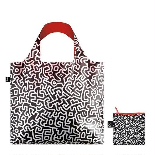 LOQI KEITH HARING Untitled Bag