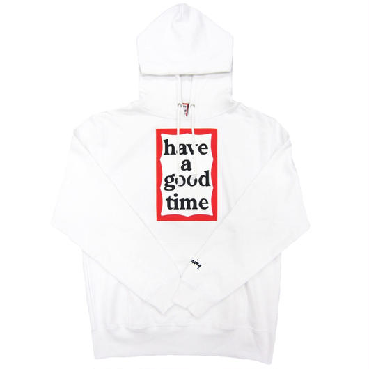 Keith Haring x have a good time  Hoodie   White