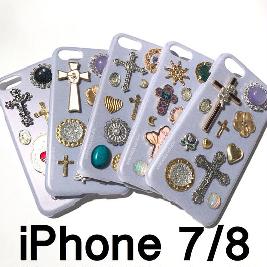 iPhone case 7/8 size 〈Gray〉