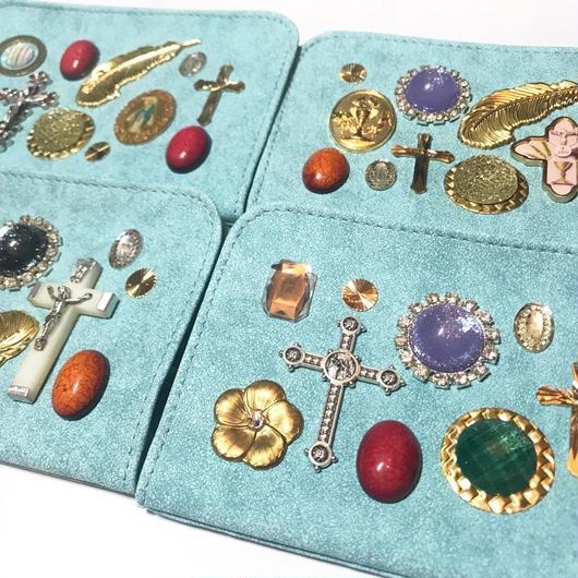 Jewelry case〈Blue〉