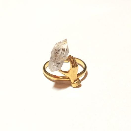 【受注商品】Dress in crystal ring