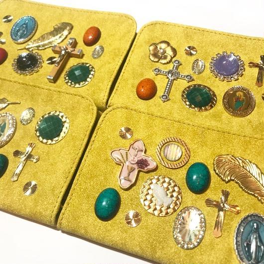 Jewelry case〈Yellow〉
