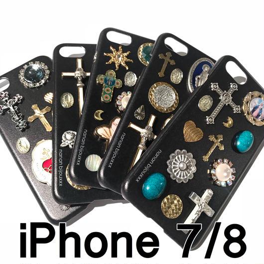 iPhone case 7/8 size 〈Black〉