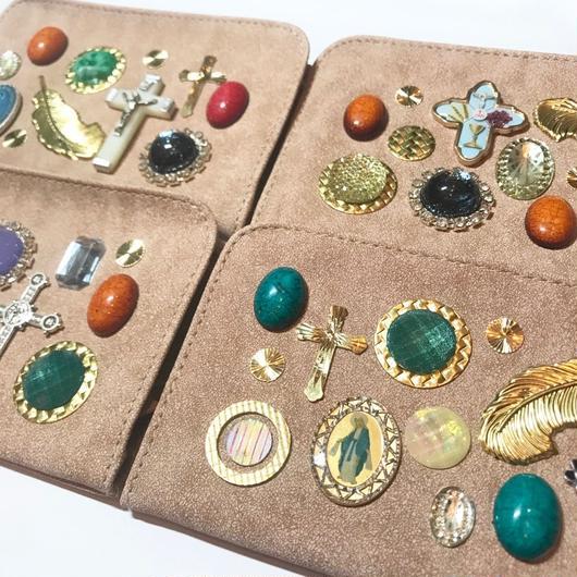 Jewelry case〈Pink beige〉
