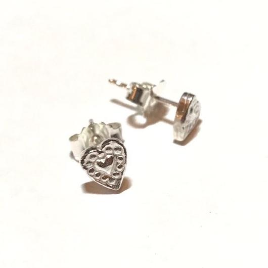 【受注商品】Tiny heart pierce (set)