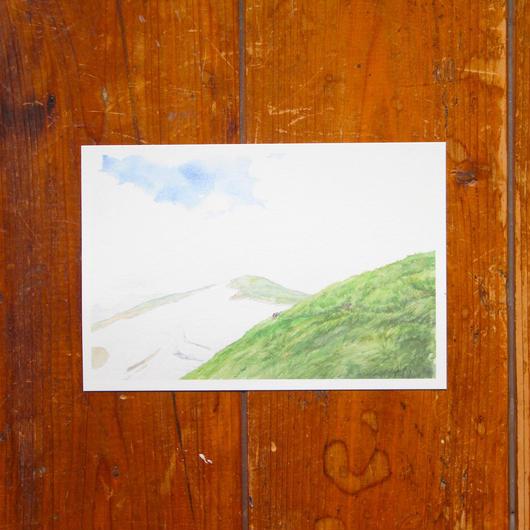 飯豊の夏(ポストカード)