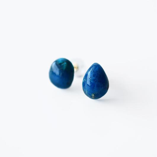 天然石ピアス/カバンサイト