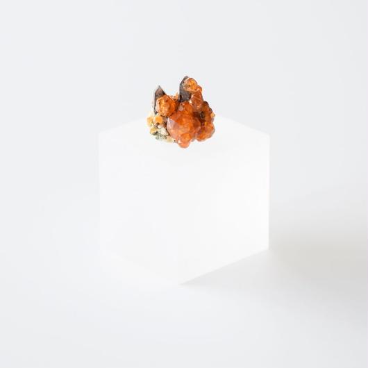 天然石/スペサルタイトガーネット