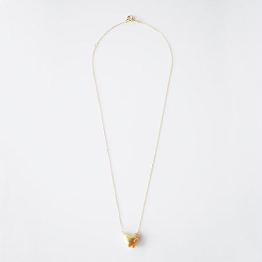 ネックレス/ゴールドケシパール