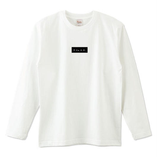 original logo long T