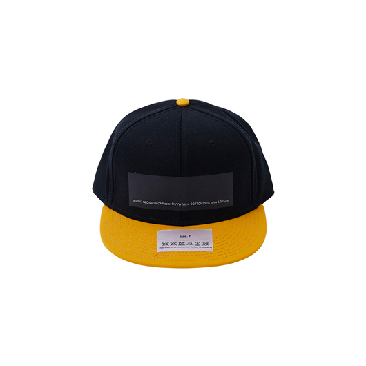 lot.00017 NEONSIGN CAP