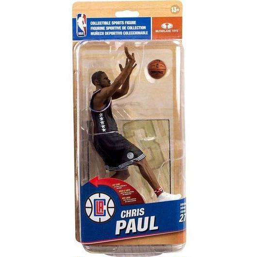 マクファーレントイズ McFarlane Toys フィギュア おもちゃ NBA Los Angeles Clippers Sports Picks Series 27 Chris Paul